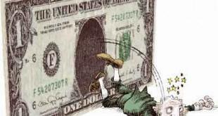 Cuidado com o dólar galera!