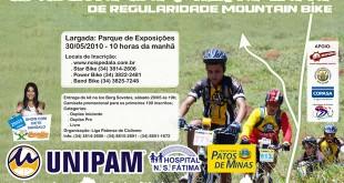 Cartaz Enduro do Milho Regularidade Mountain Bike 2010