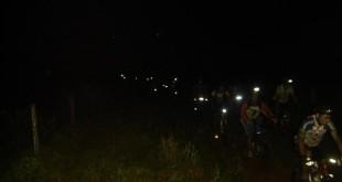 Quinta é dia de pedal noturno Noispedala