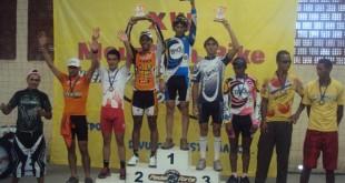 Júnio Alves (Cemil) foi o terceiro colocado na elite