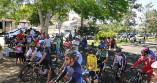 Primeira etapa da Copa Cemil de Ciclismo 2013