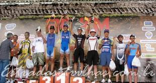 Atletas de nossa região com excelentes resultados nos 80 km Pedal da Serra de Sobradinho
