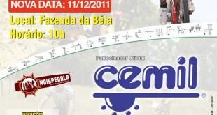 Cartaz etapa final Copa Cemil