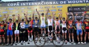 Rubinho Valeriano venceu a primeira etapa da CIMTB