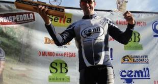 Henrique Amaro Alves Noronha (Coelho), atual campeão da categoria livre