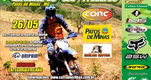 Cartaz do Enduro do Milho