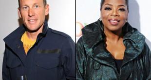 Lance Armstrong; Oprah Winfrey