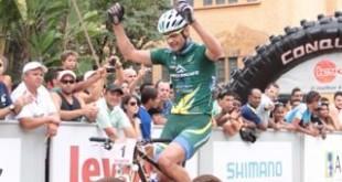 Rubinho Valeriano venceu mais uma vez em Araxá.