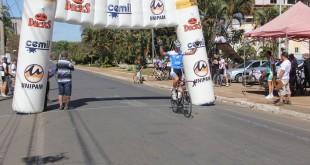 Raphael José (Dourado) venceu na elite