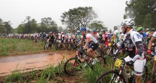 Muita chuva marcou a etapa de Jaboticabal do ALIGA.