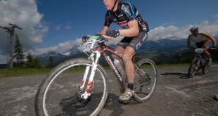 O ciclista belga Frans Claes. Foto: Regina Stanger