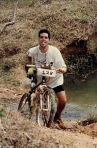 O criador dos Enduros de Regularidade de Bike, Borofa.