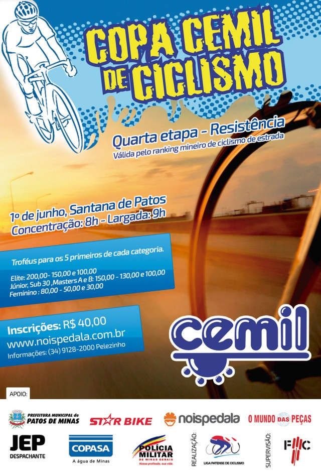Cartaz oficial do evento