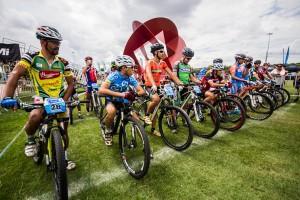 Bicicletas ocupam Jockey Club de São Paulo para corrida de Mountain Bike