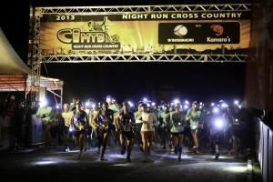 Pearl Izumi Night Run terá três etapas em 2014