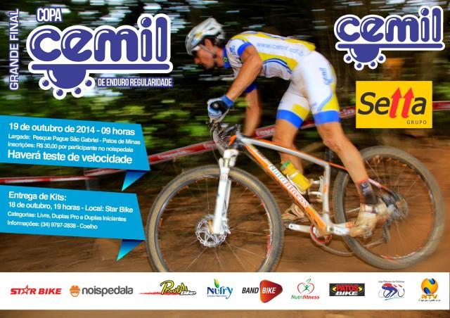 Cartaz oficial do evento